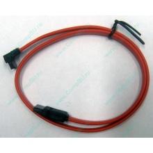 Угловой САТА кабель в Черном, угловой SATA шлейф (Черное)