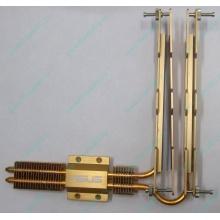 Радиатор для памяти Asus Cool Mempipe (с тепловой трубкой в Черном, медь) - Черное