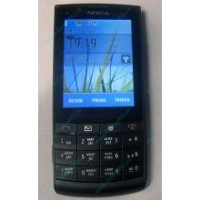 Телефон Nokia X3-02 (на запчасти) - Черное