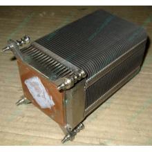 Радиатор HP p/n 433974-001 для ML310 G4 (с тепловыми трубками) 434596-001 SPS-HTSNK (Черное)