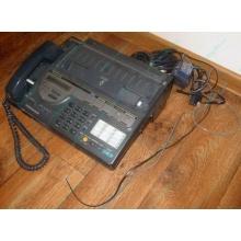 Факс Panasonic с автоответчиком (Черное)