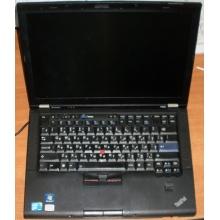 "Ноутбук Lenovo Thinkpad T400S 2815-RG9 (Intel Core 2 Duo SP9400 (2x2.4Ghz) /2048Mb DDR3 /no HDD! /14.1"" TFT 1440x900) - Черное"