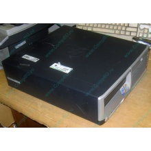 HP DC7600 SFF (Intel Pentium-4 521 2.8GHz HT s.775 /1024Mb /160Gb /ATX 240W desktop) - Черное