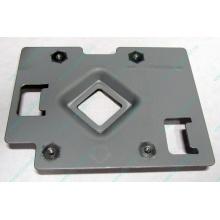 Металлическая подложка под MB HP 460233-001 (460421-001) для кулера CPU от HP ML310G5  (Черное)