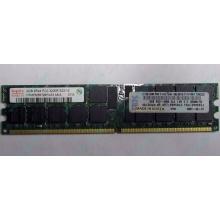 IBM 39M5811 39M5812 2Gb (2048Mb) DDR2 ECC Reg memory (Черное)