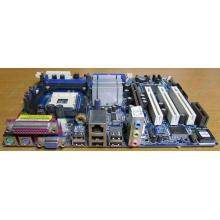 Материнская плата ASRock P4i65G socket 478 (без задней планки-заглушки)  (Черное)