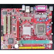 Материнская плата MSI MS-7142 K8MM-V socket 754 (Черное)
