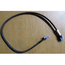 Кабель HP 493228-005 (498425-001) Mini SAS to Mini SAS 28 inch (711mm) - Черное