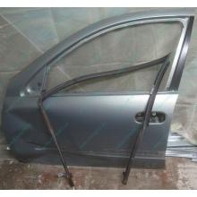 Левая передняя дверь Nissan Almera Classic N16 (Черное)