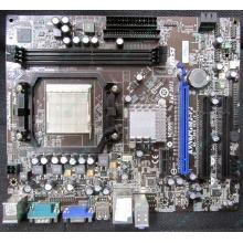 Материнская плата MSI MS-7309 K9N6PGM2-V2 VER 2.2 s.AM2+ Б/У (Черное)