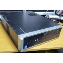 Компьютер Intel Core i3 2120 (2x3.3GHz HT) /4Gb DDR3 /250Gb /ATX 250W Slim Desktop (Черное)