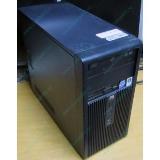 Компьютер Б/У HP Compaq dx7400 MT (Intel Core 2 Quad Q6600 (4x2.4GHz) /4Gb /250Gb /ATX 300W) - Черное