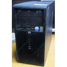 Системный блок Б/У HP Compaq dx7400 MT (Intel Core 2 Quad Q6600 (4x2.4GHz) /4Gb /250Gb /ATX 350W) - Черное