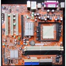 Материнская плата WinFast 6100K8MA-RS socket 939 (Черное)