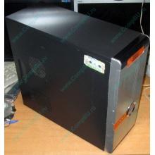 4-хядерный компьютер Intel Core 2 Quad Q6600 (4x2.4GHz) /4Gb /500Gb /ATX 450W (Черное)