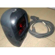 Многоплоскостной сканер штрих-кода Symbol LS9208 (COM-port) - Черное