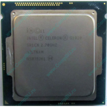 Процессор Intel Celeron G1820 (2x2.7GHz /L3 2048kb) SR1CN s.1150 (Черное)