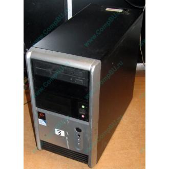4 ядерный компьютер Intel Core 2 Quad Q6600 (4x2.4GHz) /4Gb /160Gb /ATX 450W (Черное)