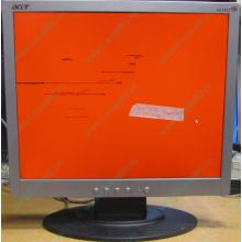 """Монитор 19"""" Acer AL1912 битые пиксели (Черное)"""