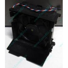 Вентилятор для радиатора процессора Dell Optiplex 745/755 Tower (Черное)