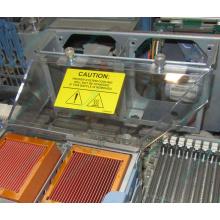Прозрачная пластиковая крышка HP 337267-001 для подачи воздуха к CPU в ML370 G4 (Черное)