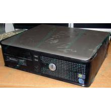Лежачий БУ компьютер Dell Optiplex 755 SFF (Intel Core 2 Duo E6550 (2x2.33GHz) /2Gb DDR2 /160Gb /ATX 280W Desktop) - Черное