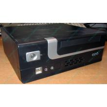 Б/У неттоп Depo Neos 220USF (Intel Atom D2700 (2x2.13GHz HT) /2Gb DDR3 /320Gb /miniITX) - Черное