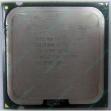 Процессор Intel Celeron D 331 (2.66GHz /256kb /533MHz) SL8H7 s.775 (Черное)