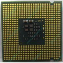 Процессор Intel Celeron D 346 (3.06GHz /256kb /533MHz) SL9BR s.775 (Черное)