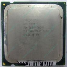 Процессор Intel Celeron D 336 (2.8GHz /256kb /533MHz) SL8H9 s.775 (Черное)