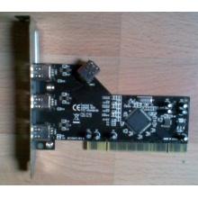 Контроллер FireWire NEC1394P3 (1int в Черном, 3ext) PCI (Черное)
