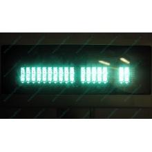 Глючный дисплей покупателя 20х2 в Черном, на запчасти VFD customer display 20x2 (COM) - Черное