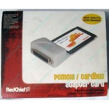 Serial RS232 (2 COM-port) PCMCIA адаптер Byterunner CB2RS232 (Черное)